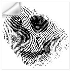 Forensics Wall Decal