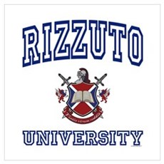 RIZZUTO University Poster