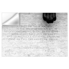 National Law Officers Memorial Wall Decal