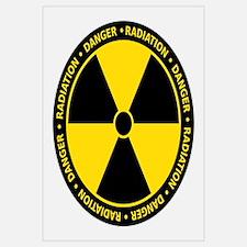 Yellow Radiation Symbol