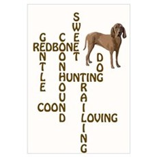 redbone crossword Poster
