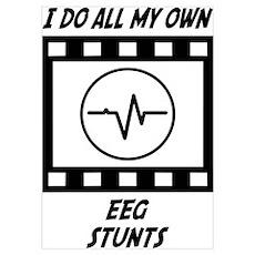 EEG Stunts Poster