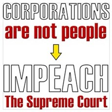 Supremely Corrupt Poster