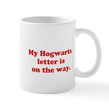 Hogwarts Letter Mug