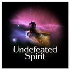 Undefeated Spirit Poster
