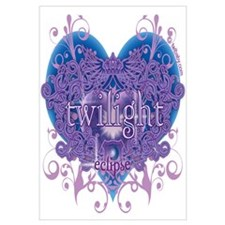 Twilight Eclipse Purple Heart