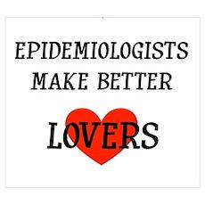 Epidemiologist Gift Poster
