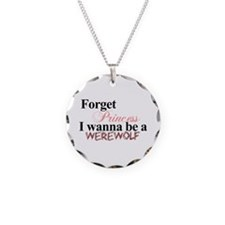 Forget princess WEREWOLF Necklace