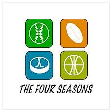 Four Seasons Poster