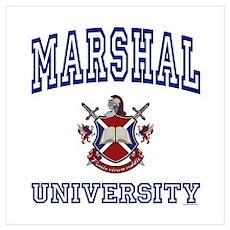MARSHAL University Poster