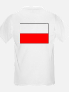 Proud to be Polish Kids T-Shirt