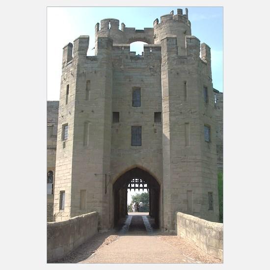 Warwick Castle Gate