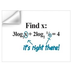 Find X Wall Decal