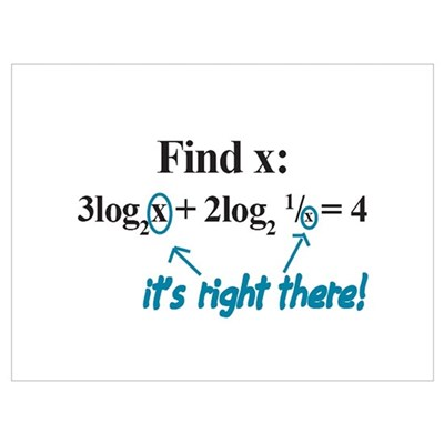 Find X Poster