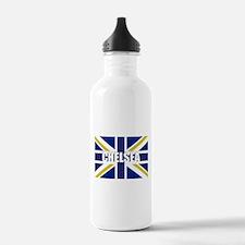 Chelsea London England Water Bottle