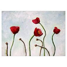 """""""Flower Dance"""" Poster"""