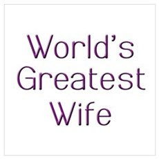 World's Greatest Wife Poster