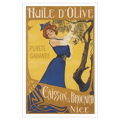 Olives Poster