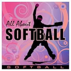 2011 Softball 89 Poster