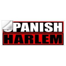 Spanish Harlem II Wall Decal