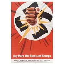 WWII BUY MORE WAR BONDS