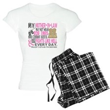 Dog Tags Breast Cancer Pajamas