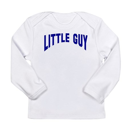 Big Guy Little Guy Father Son Long Sleeve Infant T