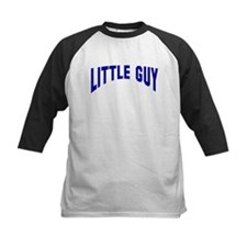 Big Guy Little Guy Father Son Tee