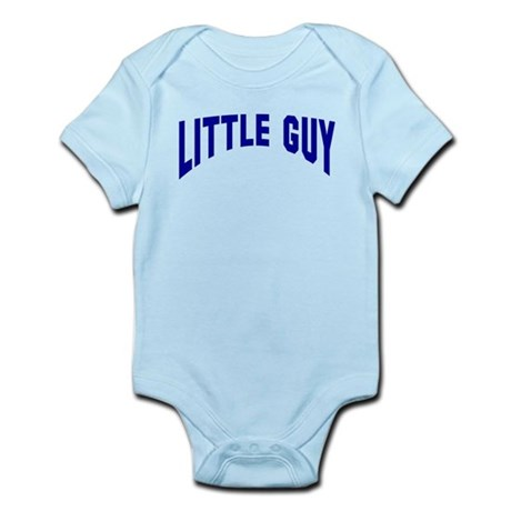 Big Guy Little Guy Father Son Infant Bodysuit