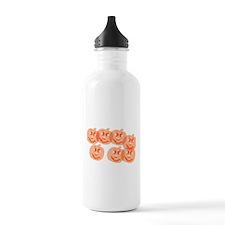 Pumpkins Water Bottle