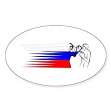 Boxing - Russia Decal