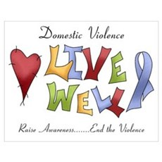 Domestic Violence (lw) Poster