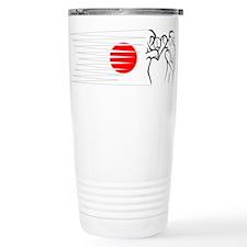 Boxing - Japan Travel Mug