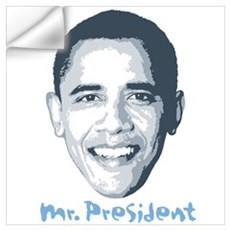 Mr. President Wall Decal