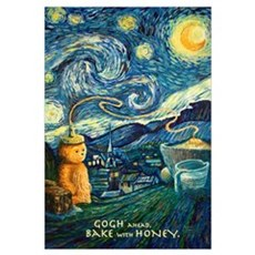 Starry Night Canvas Art