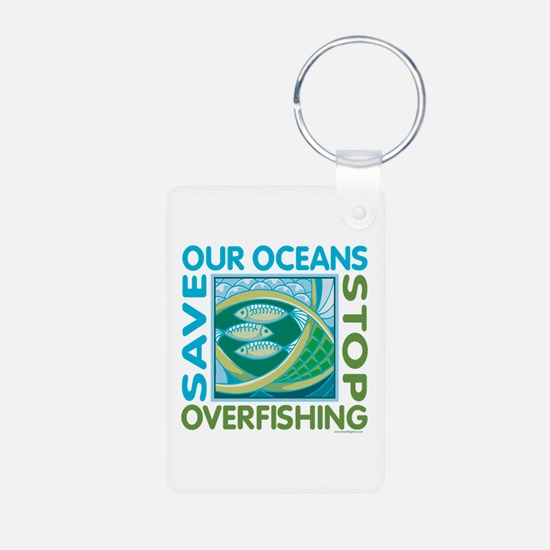 Save Our Oceans Keychains