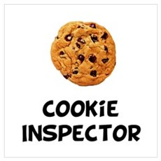 Cookie Inspector Poster