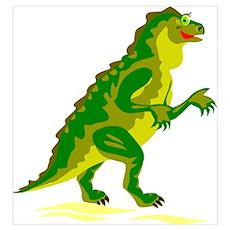 Dino 6 Poster