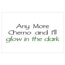 Chemo - Glow in the Dark Poster
