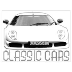 ...Classic Cars... Framed Print