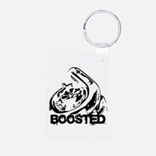 Boosted Keychains