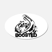 Boosted Wall Decal Sticker