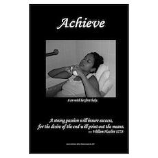 Achieve Series Poster