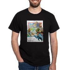 Wild West Horses & Guns T-Shirt
