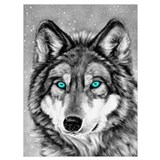 Animals Wrapped Canvas Art