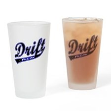 Drift Freak Drinking Glass