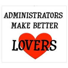 Administrator Gift Poster