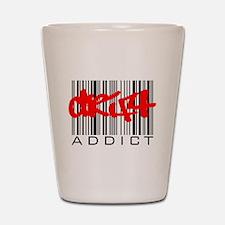 Drift Addict Shot Glass