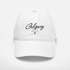 Calgary Script Baseball Baseball Cap