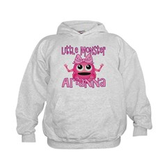 Little Monster Arianna Hoodie